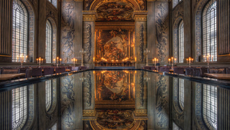 OLD ROYAL NAVAL COLLEGE, London, Maritime Greenwich