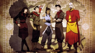 аватар легенда о корре, korra, avatar, аватар, the legend of korra
