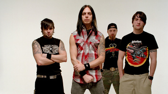 группа, michael padget, jason james, michael thomas, matthew tuck, bullet for my valentine