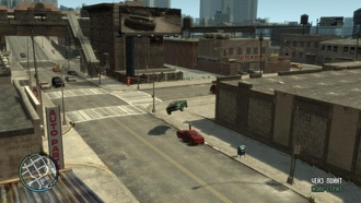 GTA IV, San Andreas city
