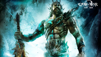 бог войны, ps3, ascension, god of war, poseidon