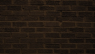brick, dark, wall, pattern