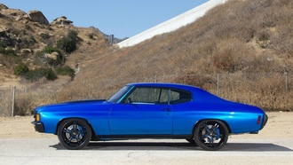 chevelle, muscle car, авто, ss, 1972, chevrolet