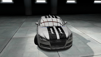 SHIFT 2, Unleashed, Audi TT, tunning 2