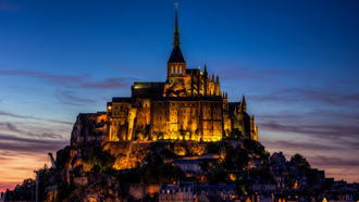 mont-saint-michel, france, basse-normandie, мон-сен-мишель, le mont-st.-michel