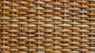 pattern, basket, wicker