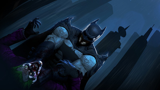 batman, the-dark-knight, joker, bruce-wayne, dс-comics