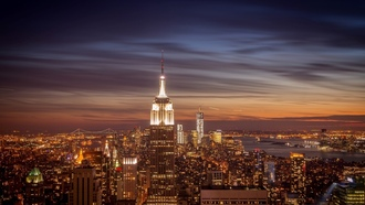 empire state building, nyc, нью-йорк, new york city, usa, сша, manhattan, new york