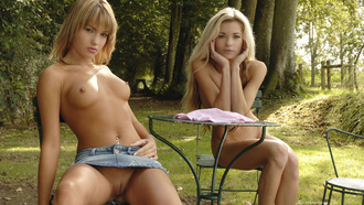 nude, pussy, vagina, blonde, tits, cute, sexy, lovely, veronika fasterova, veronika fasterova, outdoor, outside, jeans, naked, hot, boobs, models, girls, upskirt, viki