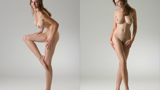ashley, simply nude
