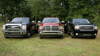 heavy duty, dodge, and, crew cab, gmc, ram, super duty, ford, f-450, denali, 3500, sierra, and