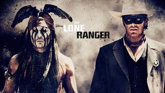 вестерн, armie hammer, johnny depp, the lone ranger, одинокий рейнджер