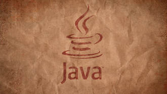 programming, cup of coffee, java, logo