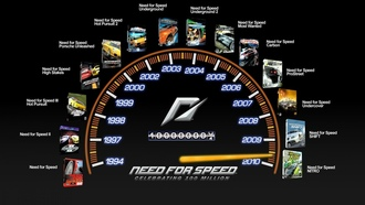 Games, Need For Speed, NFS, Игры, Спидометр