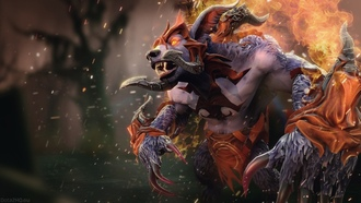 dota, dota d, efense of the ancient, valve, valve corporation, ursa, video games