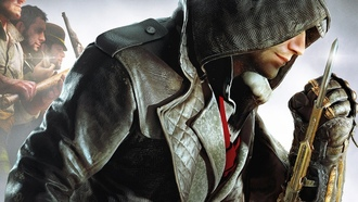 assassins creed syndicate, video games, killer, assassin, hood