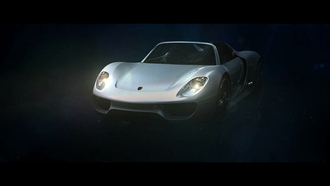 porsche 918 spyder, most wanted, 2012, тень