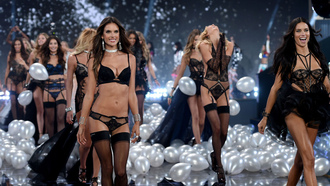 девушки, модели, victorias secret fashion show
