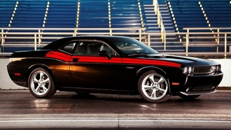 dodge, challenger, srt8 392