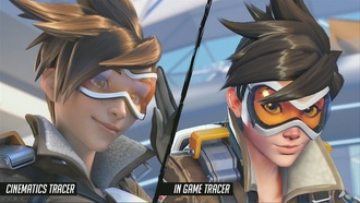 over watch, tracer