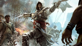 assasins creed, black flag