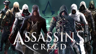 assasins creed, игры
