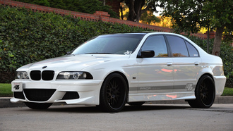 bmw, e39, priora, design