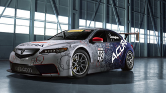 acura, tlx gt