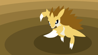 sandslash, pokemon