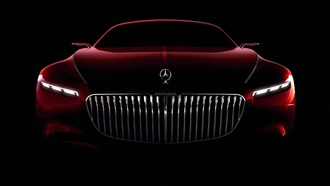 mercedes, maybach, coupe