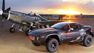 north american p51 mustang, ford mustang