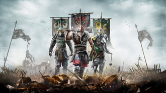 for honor, ubisoft montreal, бои, воины