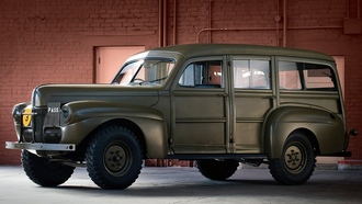 форд, штабной, ford, v8, c11adf, staff car