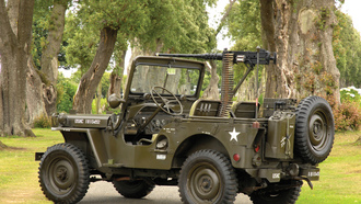 m38, willys, jeep