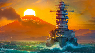 world of warships, линкор