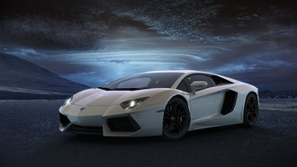 автомобили, lamborghini, car exotic, art, iphone, ipad, retina