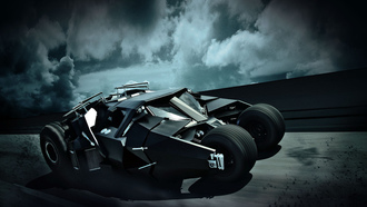 бэтмобиль, batcar, автомобили batman, highway, art, hero, iphone, ipad, retina