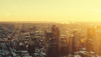 утро, город, sunrise, city, skyview, iphone, ipad, retina