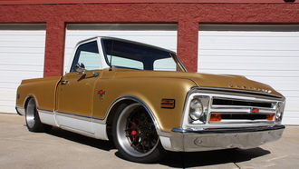 Chevrolet, C10, Truck, 1968, Concave, Wheels