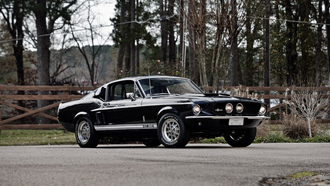 Shelby, 1967, мустанг, форд, GT350, шелби, Mustang, Ford