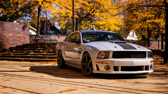 427R, 2012, Roush, форд, мустанг, Mustang, Ford