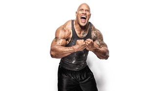 dwayne johnson, дуэйн джонсон, the rock, скала, рестлер, актёр, кинопродюсер, качёк, здоровяк, тату