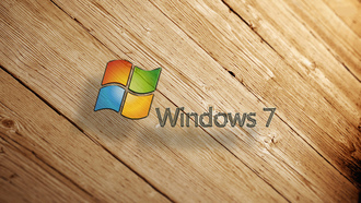 windows 7, логотип