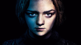 игра престолов, game of thrones, мэйси уильямс, арья старк, maisie williams, arya stark