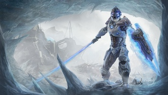 alb elex, wallpapers, frozen