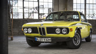 bmw, 1971, old car
