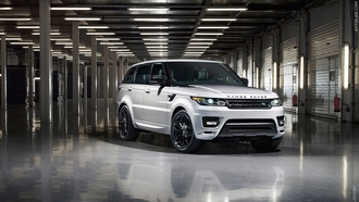 land rover, range rover, stealth pack, sport