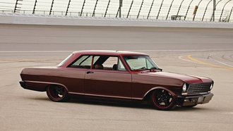 chevrolet nova, muscle, tuning