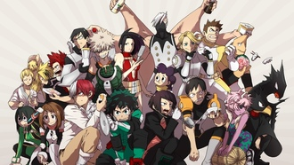 anime, y ero cademia, hero, grenade, powerful, oku no ero cademia, manga, strong, yuusha