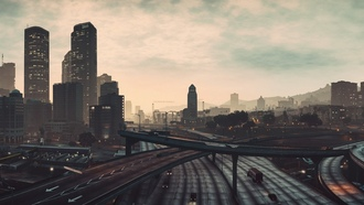 city, gta v, rand heft uto, gta 5, street, game